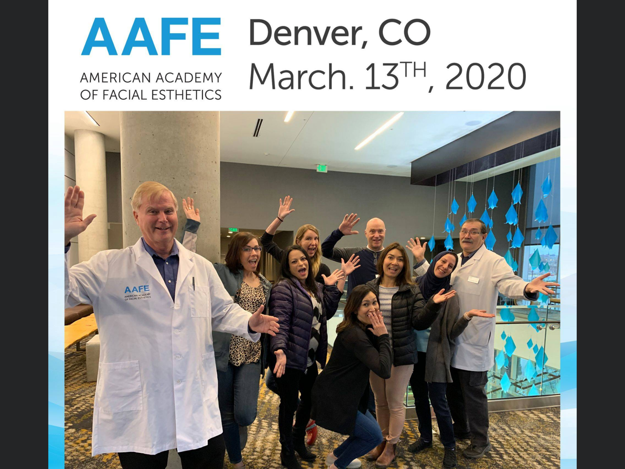 photo-of-Doctor-Arpin-with-other doctors-at-Denver-conference